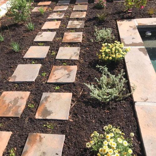 Village Gardens | Landscaping Cape Town | pathway landscape