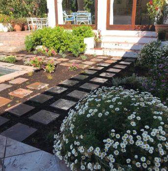 Garden revamp constantia after1